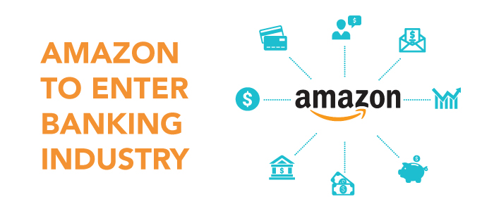 Amazon Entering Banking Industry
