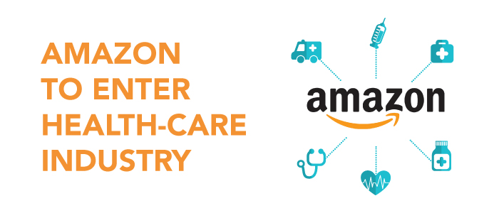 Amazon, Berkshire, JP Morgan to form new Health-Care Company
