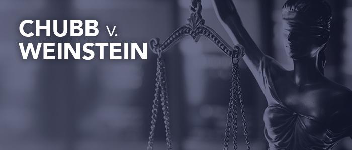 Chubb v. Weinstein