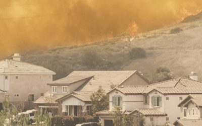 5 Ways to Protect Your Home From Wildfires