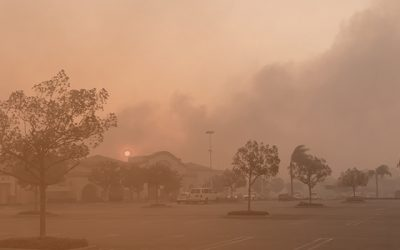 Wildfire Claims and Your Homeowners' Insurance