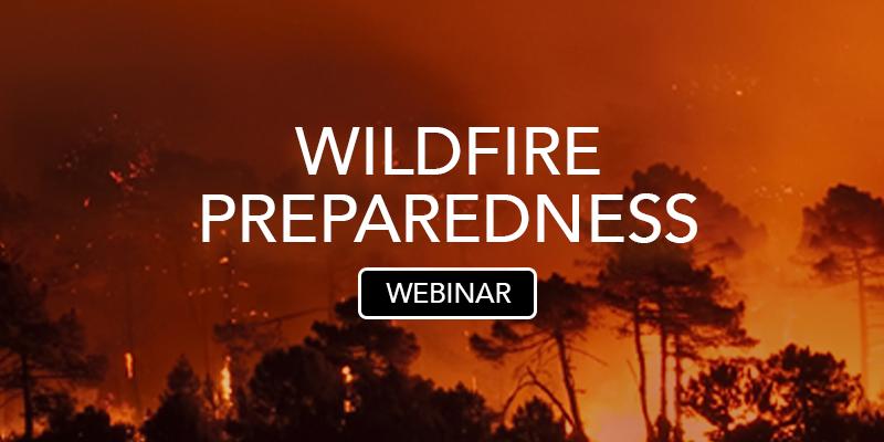 Wildfire Webinar Recap